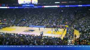 Warriors Set To Begin Final Season At Oracle Arena [Video]