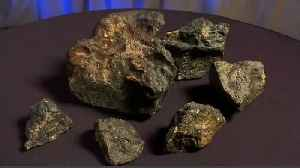 Who wants a piece of moon? 5-kilo lunar meteorite 'The Moon Puzzle' up for auction [Video]