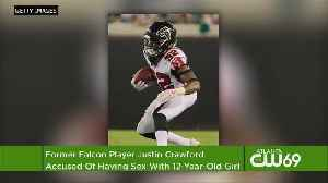 Ex-Falcons Player Faces Child Sex Charge In Columbus [Video]