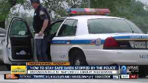 'Together We Will' hosts police stop safety discussion [Video]