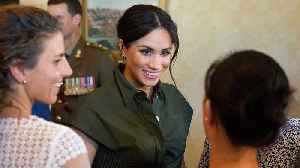 Prince Harry Says He's 'Very Excited' to Introduce Meghan Markle to Australia on First Royal Visit [Video]