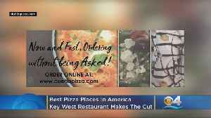 South Florida Pizzeria Makes List Of Top 10 Pizza Places In America [Video]