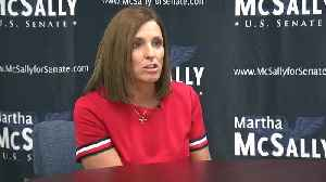 Election profile: Senate candidate Martha McSally [Video]