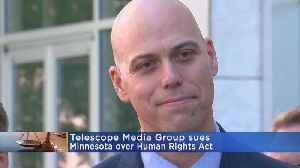 St. Cloud Couple Argues Right To Refuse Video Service To Same-Sex Couples [Video]