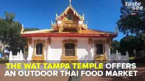 Grab Sunday brunch at a Buddhist temple in Tampa | Taste and See Tampa Bay [Video]