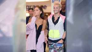 Frankie Grande Sends Ariana SWEET Message of Support Following Breakup [Video]