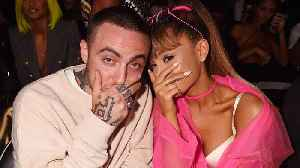 Mac Miller's Death Had a 'Huge Impact' on Ariana Grande and 'Made Her Rethink Her Life': Source [Video]