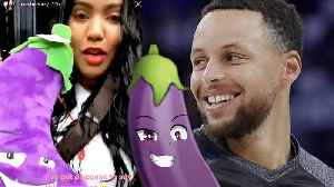 Ayesha Curry BEGS Steph Curry For His Eggplant And His Reaction is Priceless [Video]