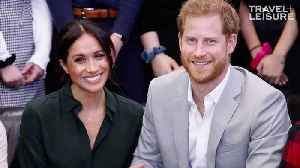 How Prince Harry and Meghan Markle's Baby Is Shaking Up the Royal Line of Succession [Video]