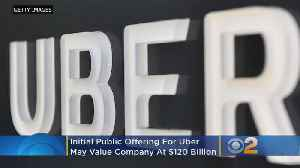 Uber IPO Could Put Company Value At $120 Billion [Video]
