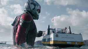 How Marvel Built the VFX in Ant-Man and the Wasp [Video]