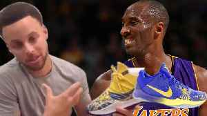 Steph Curry's Under Armor 5's Are A Total Rip Off Of Kobe 5's