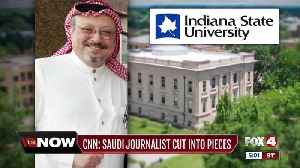 Body of missing Saudi journalist cut in pieces [Video]