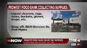 Midwest Food Bank sending more trucks of supplies for hurricane victims [Video]