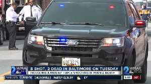 Two injured, one killed after midday shooting in Baltimore's Penn North neighborhood [Video]