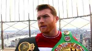 Boxing's Canelo Alvarez and Rocky Fielding both face challenges in upcoming fight [Video]