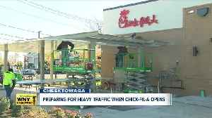 Locals expecting Chick-Fil-A to bring even more traffic to Walden Ave [Video]