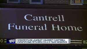 Detroit woman sues Cantrell Funeral Home, claims mishandling of husband's remains [Video]