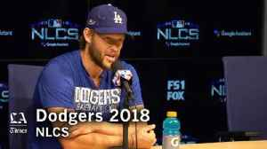 Clayton Kershaw on fan energy [Video]