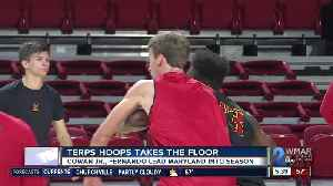 Cowan Jr., Fernando lead Terps into 100th season [Video]