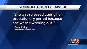 Muslim woman sues Seminole County tax collector, clerk of court, for discrimination [Video]