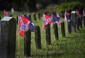 News video: Trump Administration Has Spent Millions to Protect Confederate Cemeteries