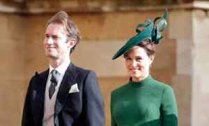 Pippa Middleton Welcomes First Child With Husband James Matthews [Video]