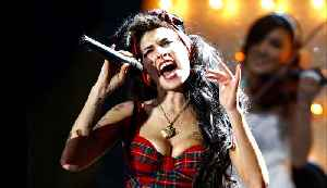 Amy Winehouse Hologram Tour [Video]