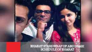Bharat Stars Wrap Up Abu Dhabi Schedule Of Bharat [Video]