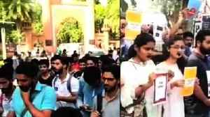 AIMPLB SLAMS BJP AMID UNREST AT AMU CAMPUS [Video]