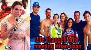 Iulia REVEALS life changed after meeting the Khan-daan [Video]