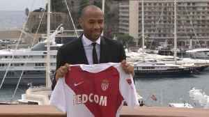 Henry 'back to where it all began' at AS Monaco [Video]