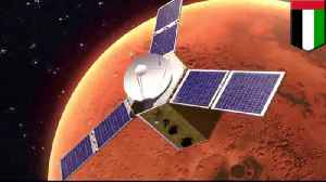 UAE to launch space probe to Mars in 2020 [Video]