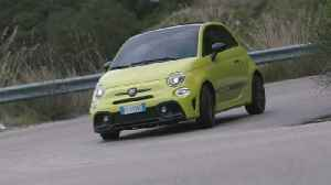 The new Abarth 595 Highlights [Video]