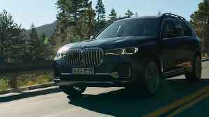 The first ever BMW X7 Trailer [Video]