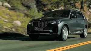 The first-ever BMW X7 Driving in the country [Video]