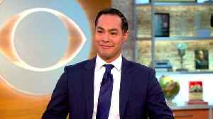 News video: Julian Castro says fresh candidates