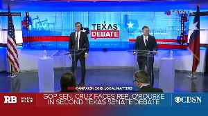 Trump: Beto O'Rourke Is 'Not In The Same League' As Ted Cruz [Video]