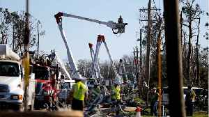 More Than 155,000 U.S. Customers Without Power After Hurricane Michael [Video]