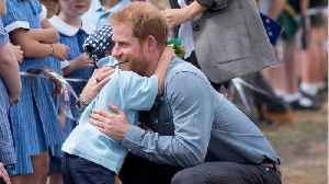 Royal Photographer Says Prince Harry Will Be 'A Great Dad' [Video]