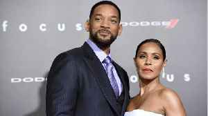 Jada Pinkett Smith Explains Why She And Will Smith Don't Say They're Married Anymore [Video]