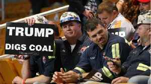 U.S. Carbon Emissions Are Falling--Because Of A Campaign Promise Trump Couldn't Keep [Video]