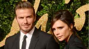 Victoria And David Beckham Just Celebrated 19 Years Together [Video]