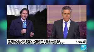 Brexit: Where do you draw the line on the Irish border? [Video]