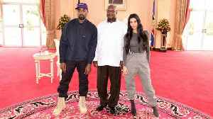 Kanye And Kim Get Ugandan Names [Video]