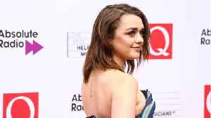 Maisie Williams Opens Up About Final Game Of Thrones Scene [Video]
