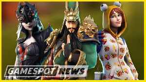 Fortnite Leaks More Spooky Skins And Cosmetics With Update 6.10 [Video]