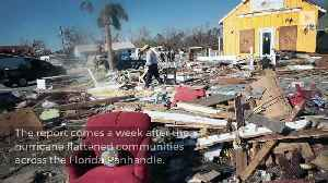 Over 1,000 People in the US Still Missing After Hurricane Michael [Video]