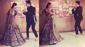 Prince Narula & Yuvika Chaudhary's Garba Dance goes Viral; MUST WATCH | Filmibeat [Video]