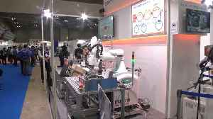Plugging the labour gap at the World Robot Summit in Japan [Video]